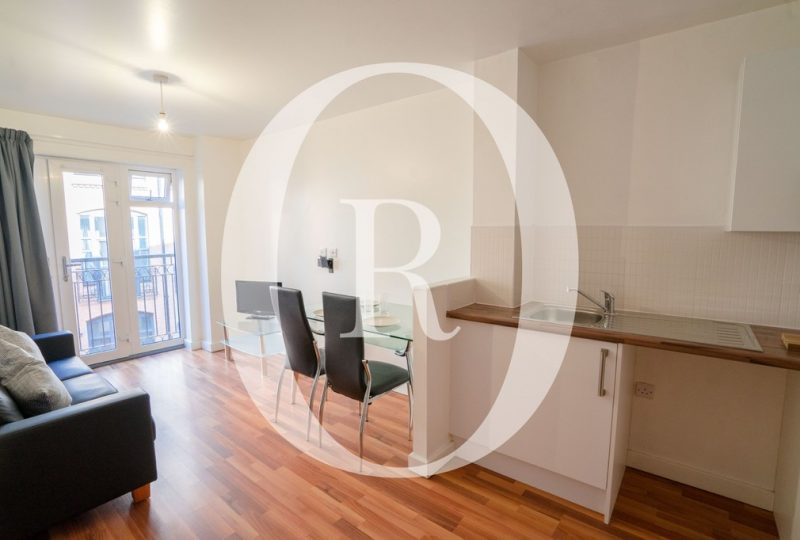 Two Bedroom City Centre Student Apartment