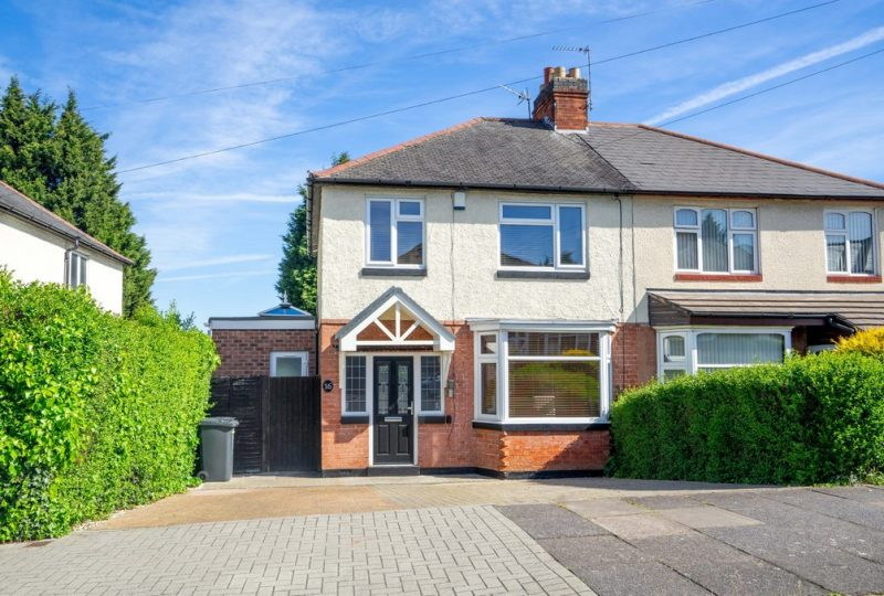 Houlditch Road, Knighton, Leicester