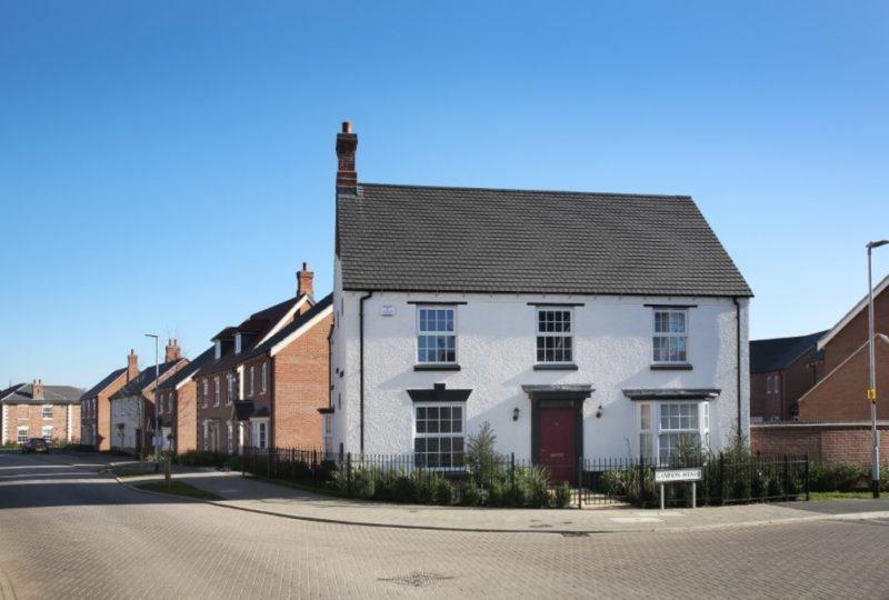 The Newstead at Barley Fields, Queniborough