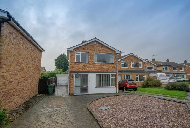 Shirley Drive, Syston, Leicester
